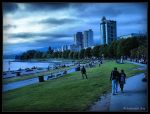 Vancouver twilight by morningstar3878