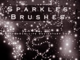 Sparkles Brushes by ObscureLilium