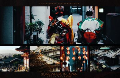 Somewhere In Japan ( Stock Pack ) #100 by LilithDemoness