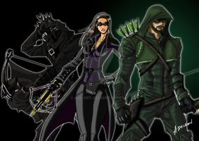 Arrow 2012 by ADL-art