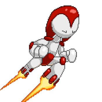 Rocket Type by knux400