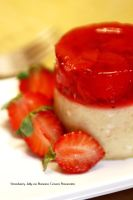 Strawberry Jelly, Banana Creme by Foodtrip