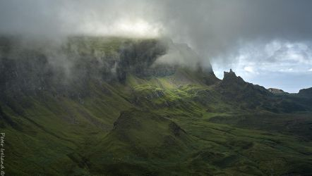 The Quiraing by Pistolpete2007