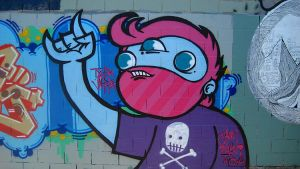 KID9 - back on the wall by KID9