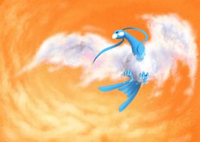 Altaria by Paperiapina