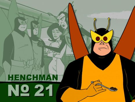 Henchman No.21 by venturebros