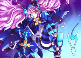 Elsword - Chiliarch by Rawcherry