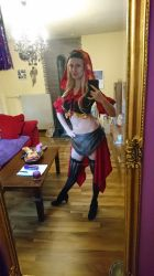 Velvet Cosplay (again) almost finished by WolfsGesang
