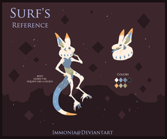 Surf Reference by Immonia