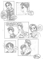 'The Tale of Evie and Henry' by AnimeInMyPocket