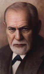 Sigmund Freud by JW-Jeong