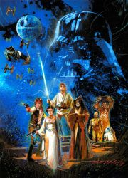 STAR WARS (nothing but) STAR WARSSSSSSSSSSSSSSSSS! by markmchaley