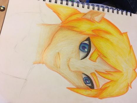 I drawed lonk =D by lyssaG123