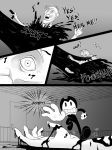 Bendy and the Ink Machine: Origins pg5 by Scyrel