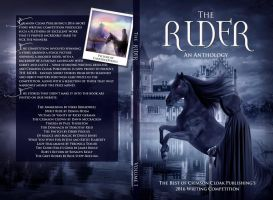 The Rider Anthology Cover by Raine17