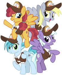 Gentle Hooves Delivery Service by cheezedoodle96