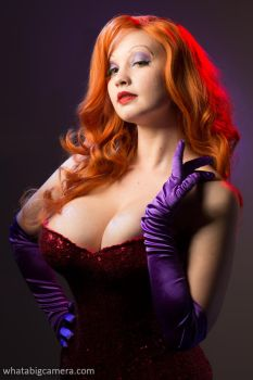Anything - Jessica Rabbit by Ardella