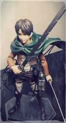Eren Jeager _ Figure #3 by small-yeast-dumpling