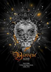 Baroque, flyer by ElenaSham