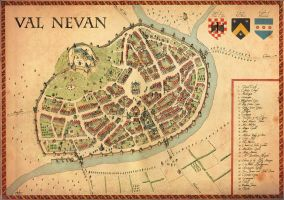 Val Nevan by Brian-van-Hunsel