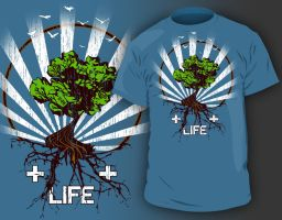 LIFE, the Shirt by titian