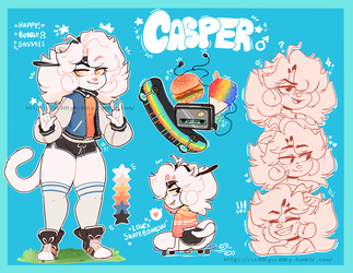 [CL] Casper Reference by SC00TY
