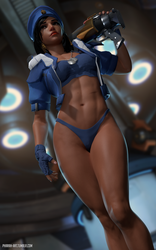 Pinup #23 by pharah-best-girl