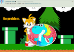Sonic and Friends + Myself Question 48 by tmanfox7