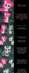 Pinkie Pie Says Goodnight: Mother's Day by MLP-Silver-Quill