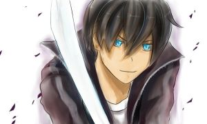 Noragami - Yato by GinSoul