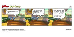 Arthur's Comical Programme of Mirth and Whimsey 3 by FractiousLemon