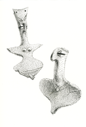 -Statuettes from Gonur Depe- by RiEile