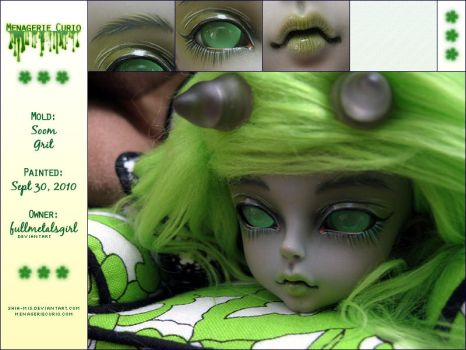 ABJD: Detail Face-Up Briar by shia-mis