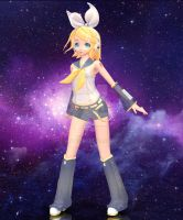[MMD] DT iXima Style Rin by segawa2580