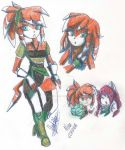 Knouge Children Nora by ShawtyWhiite