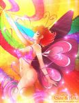 Commission: Cutey Honey Fairy by galia-and-kitty