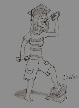 Dee goes to college: wg story by dude52