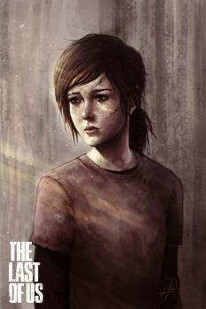 Ellie by Ninjatic