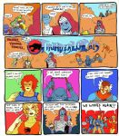 Thunderlolcatz by oh-the-humanatee