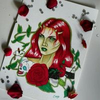 Poison Ivy| by CatsLitterBox