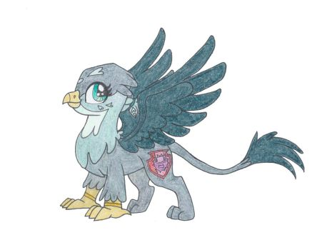 Gabby Griffon (Request) by Sonic-Spatula