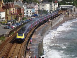 First Great Western 43192 at Dawlish by The-Transport-Guild