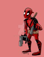 Deadpool by neotonic