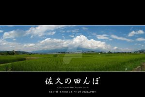 Saku Rice Fields by Keith-Killer
