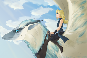 Ready To Fly by riku-gurl