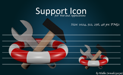 Support Icon by wwalczyszyn
