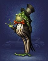 Mr. Toad by nik159
