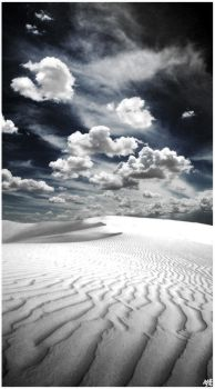 White Desert by AdonisWerther