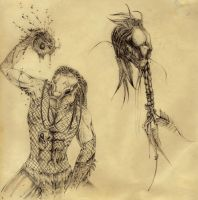 Predators by Cradlesin