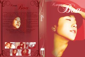 OWs - Kwon Boa DVD Cover by MastaHicks